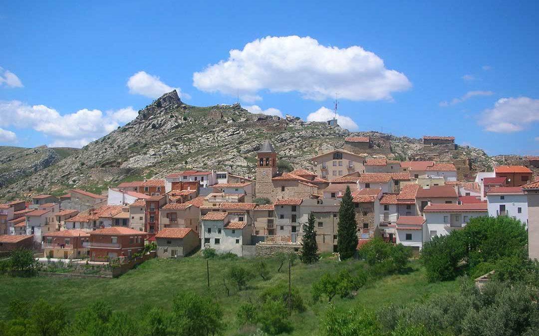Fallece un motorista en Gargallo cuando se dirigía al GP de Aragón