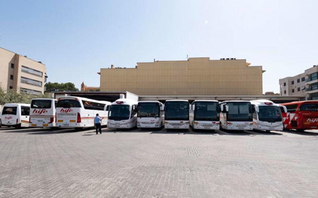 Se ofrecerá una flota especial de buses para Moto GP