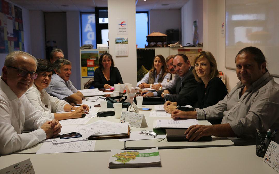 Los 20 grupos Leader de Aragón se unen contra el recorte de 36 millones de euros