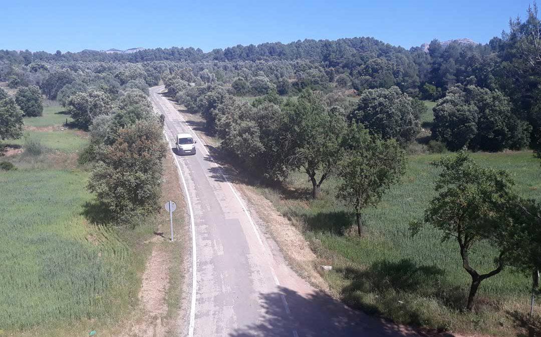 Tarragona acondicionará la carretera de Lledó a Horta
