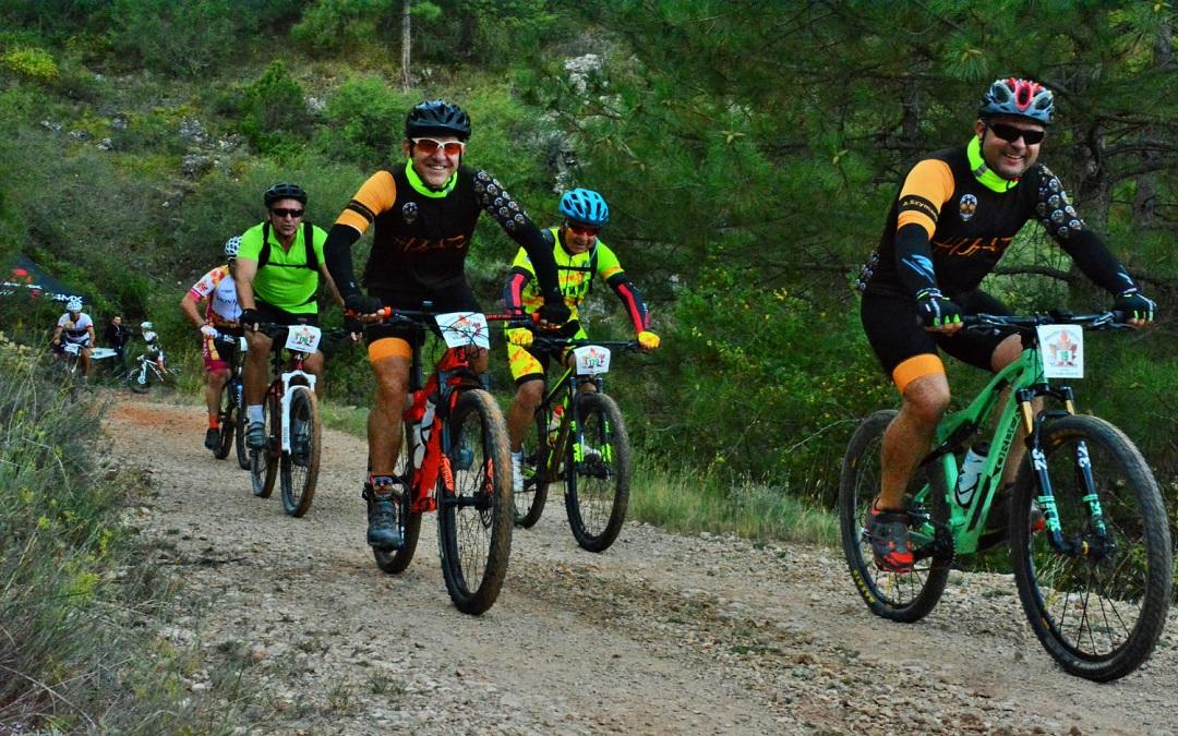 Por cada kilómetro recorrido por cada ciclista se ha destinado 1 céntimo al colegio Gloria Fuertes