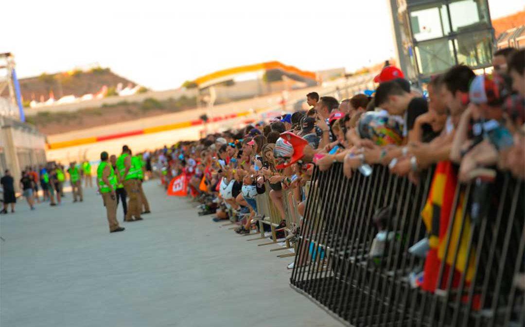 Los fans de MotoGP podrán disfrutar de un pit lane walk