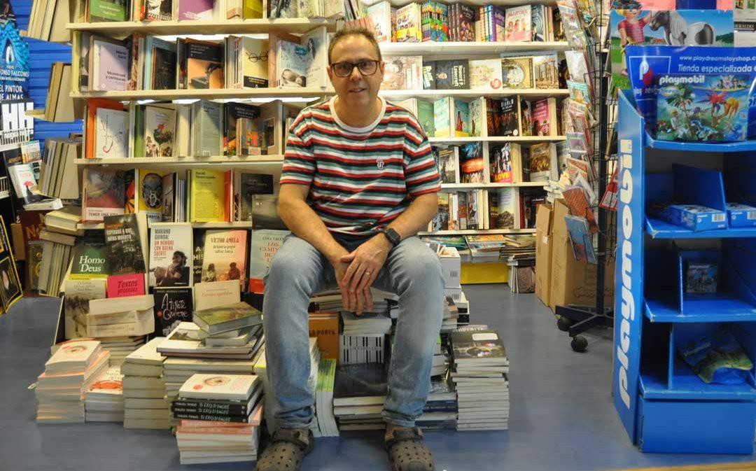 Librería Serret de Valderrobres echará el cierre después de casi 4 décadas