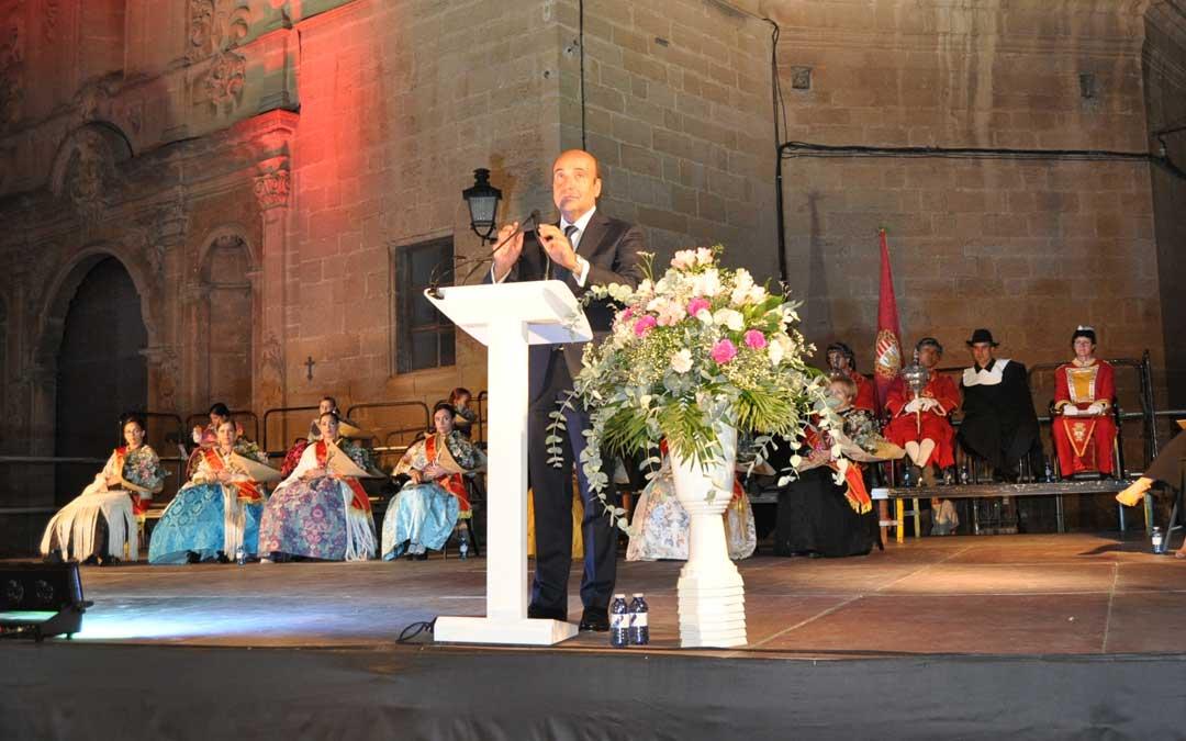 Rafael Mateo es el pregonero de honor de las fiestas de Alcañiz