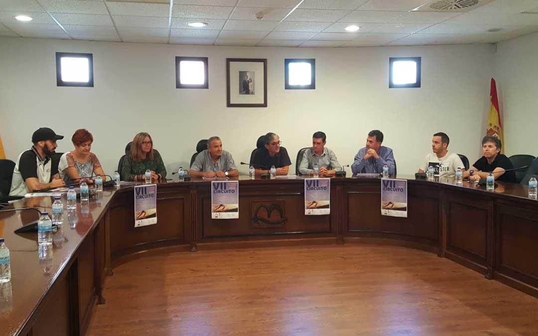 La presentación tuvo lugar el martes en la sede comarcal del Matarraña
