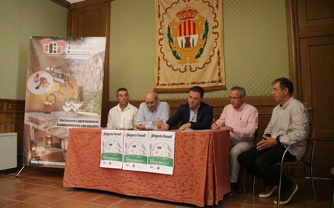 'Degusta Teruel' ofrecerá platos de productos típicos por 5€