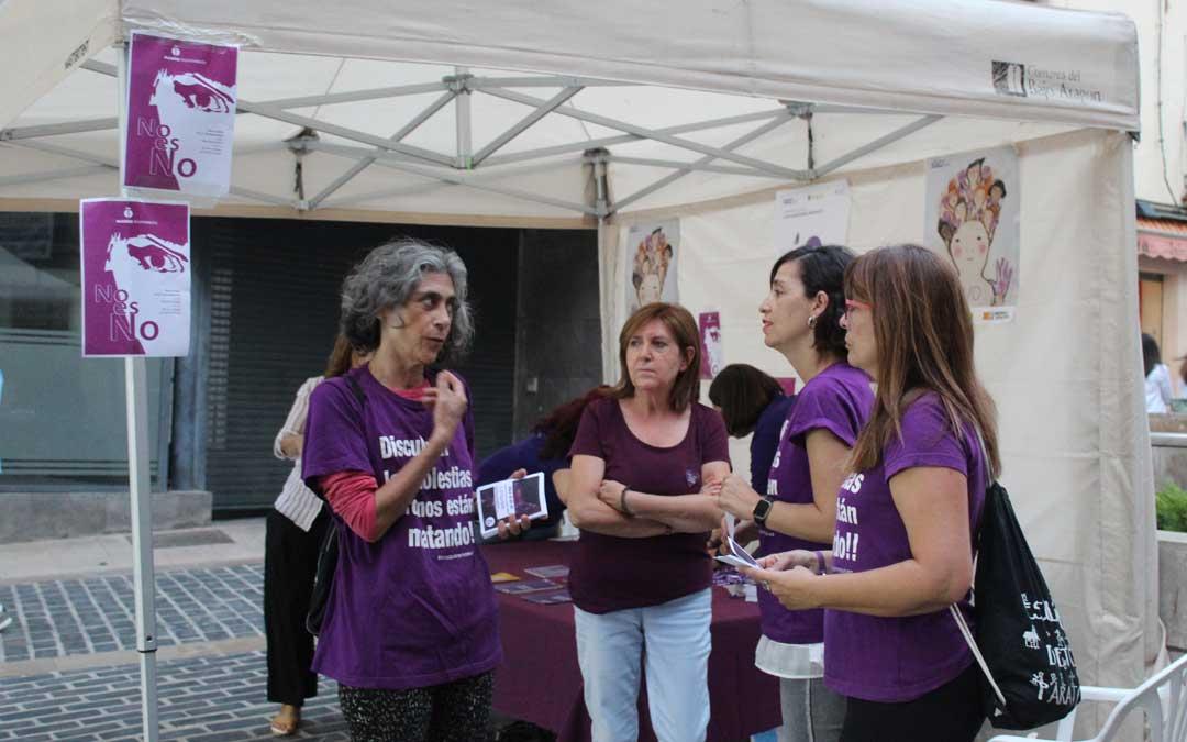 Punto violeta por MotoGP en Alcañiz / B. Severino