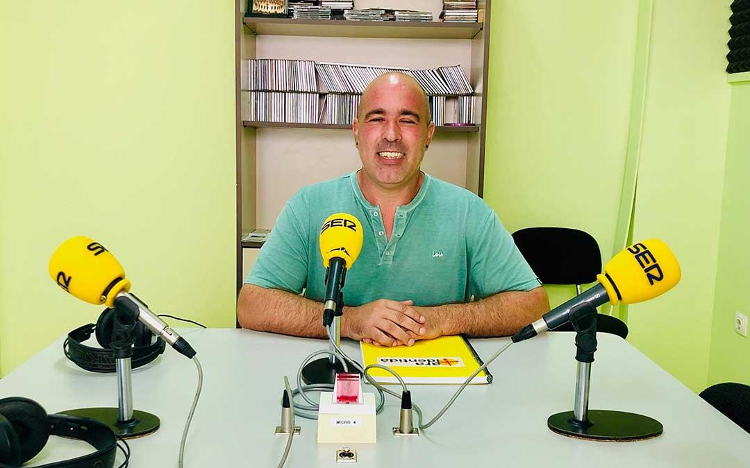 Rafael Guardia es concejal y consejero comarcal de Caspe.