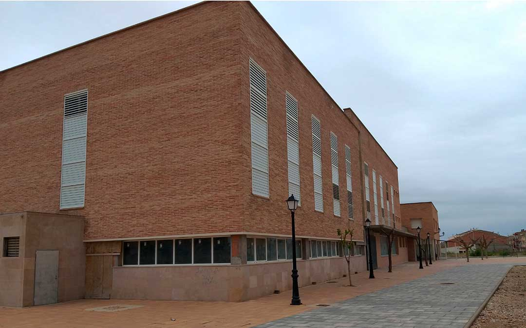 Edificio que funcionará como residencia de ancianos.