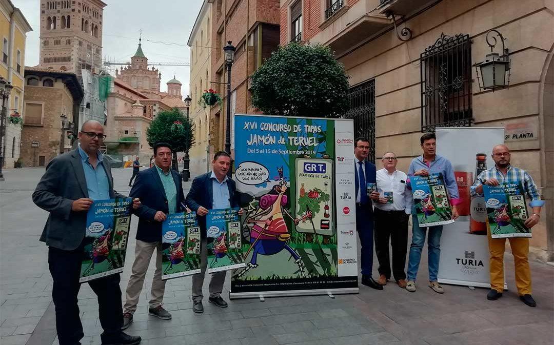 La Gran Ruta de Tapas Jamón de Teruel comienza en Beceite