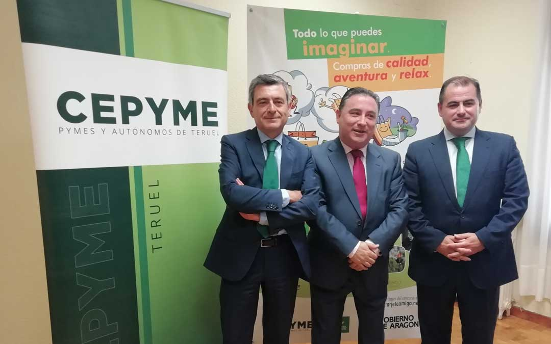 La campaña se ha presentado en Teruel