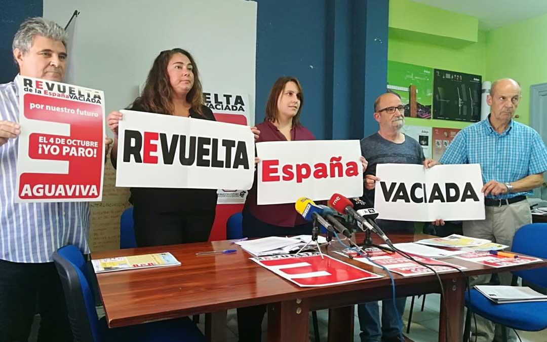 Rueda de prensa este miércoles sobre el Paro Ciudadano de 5 minutos del 4 de octubre a las 12.00 / M. A. Moreno