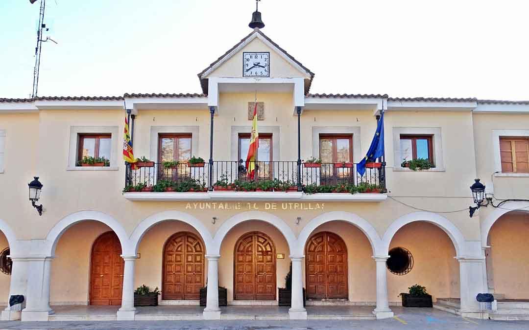 Imagen de archivo del Ayuntamiento de Utrillas./ L.C.