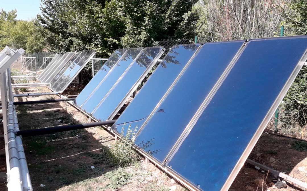 Las piscinas climatizadas de Utrillas serán autosuficientes energéticamente