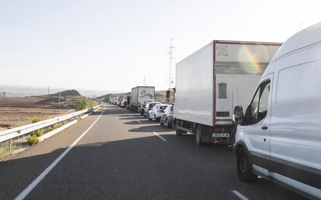 Fomento aprueba el proyecto de la A-68 entre El Burgo de Ebro y Fuentes