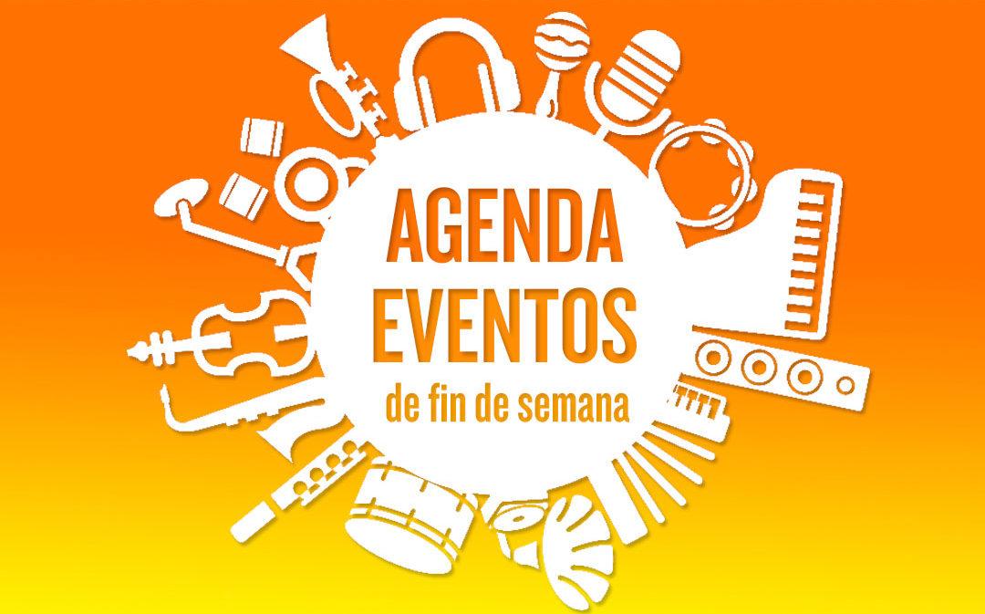Eventos del fin de semana del viernes 6 al domingo 8 de diciembre