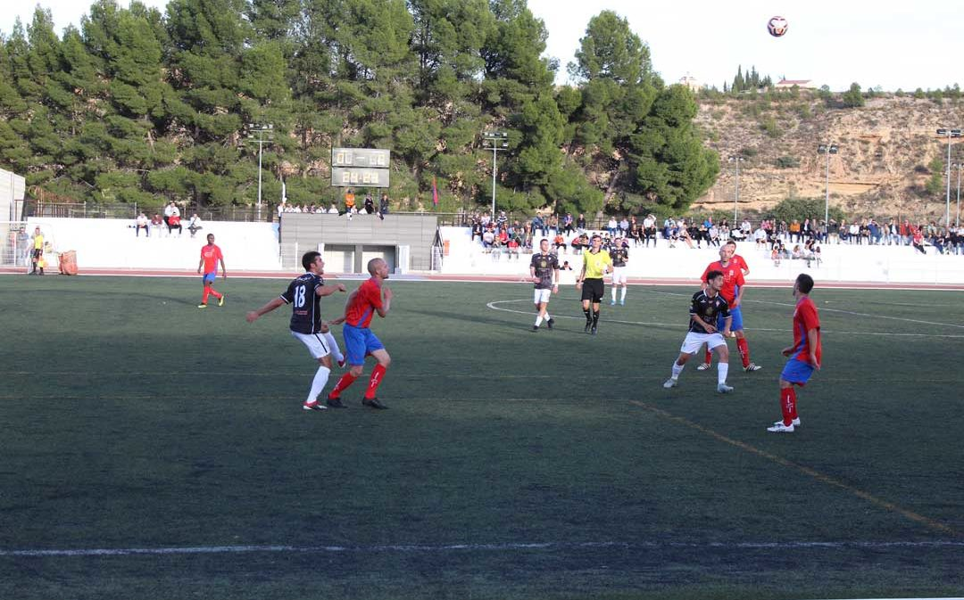 El Alcorisa se lleva los tres puntos de la Ciudad Deportiva Santa María