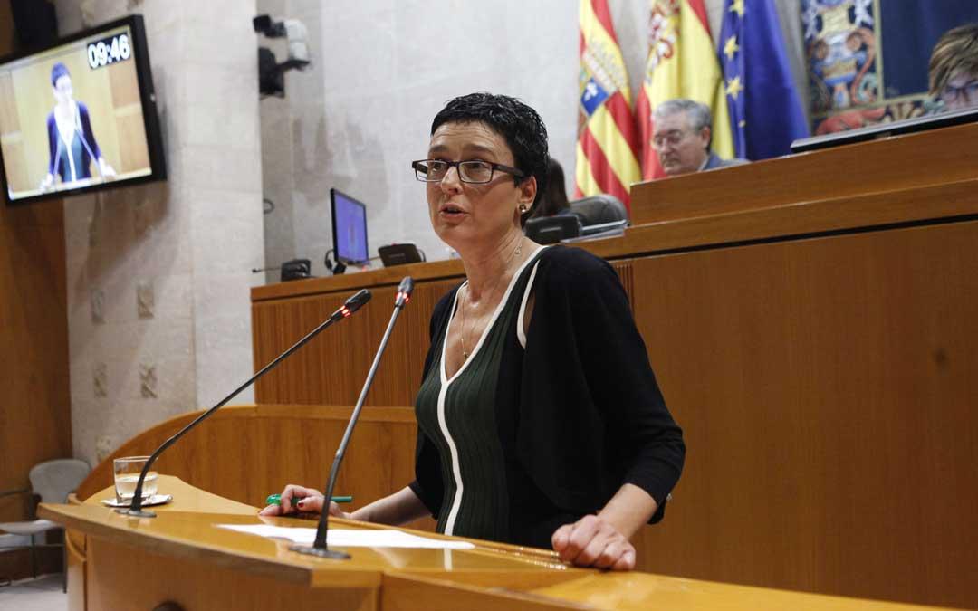 Foto de archivo de la diputada del PP Ana Marín