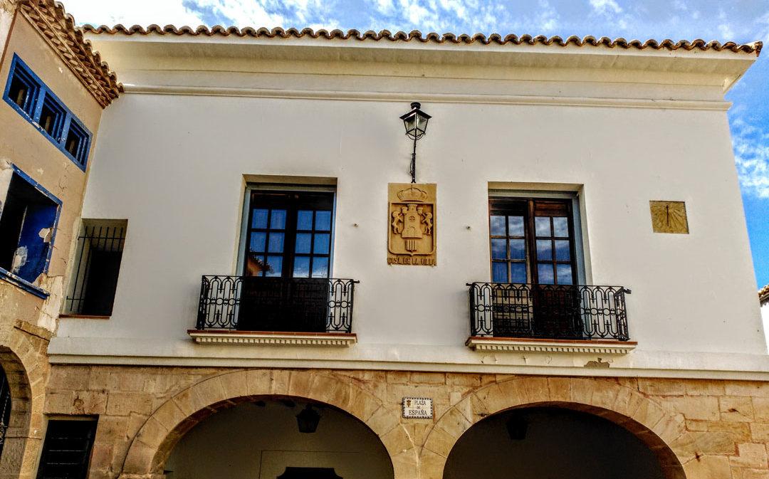Rifirrafe en el Ayuntamiento de Castelserás