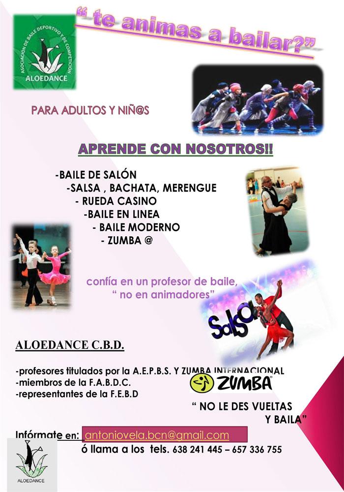 Jornada de baile en Alcorisa
