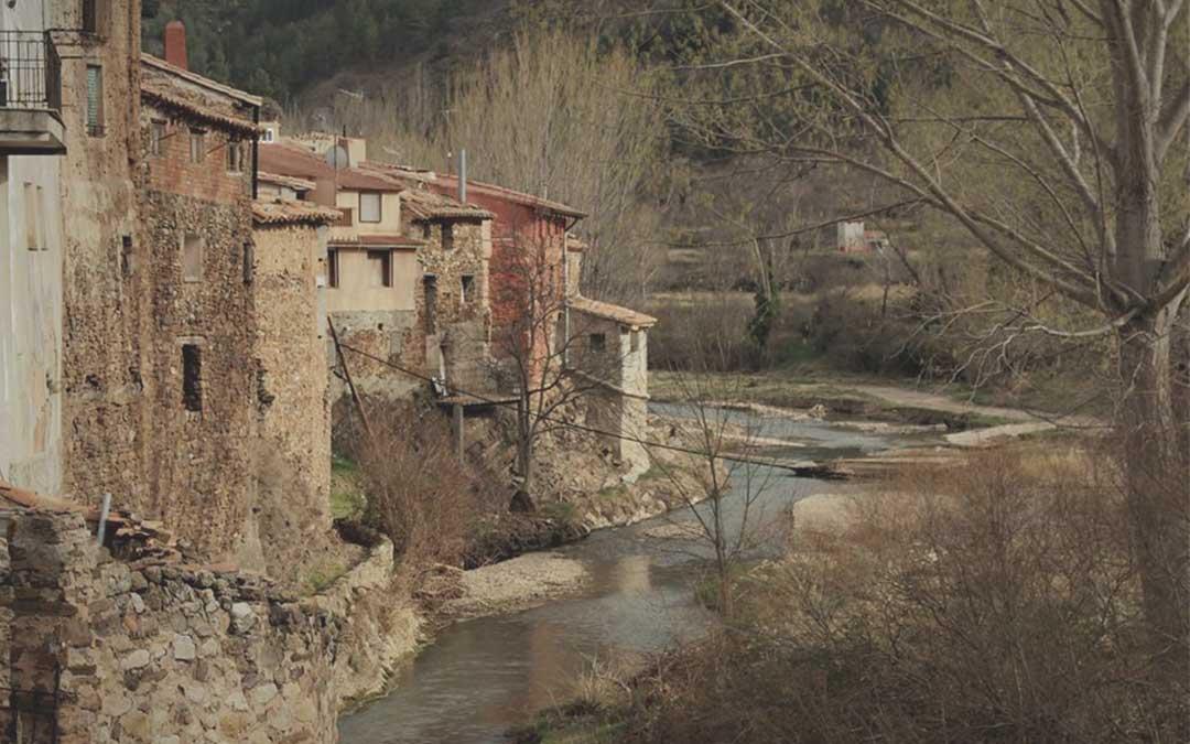 La pedanía de Peñarroyas en Montalbán./ Facebook Somos Cuencas Mineras