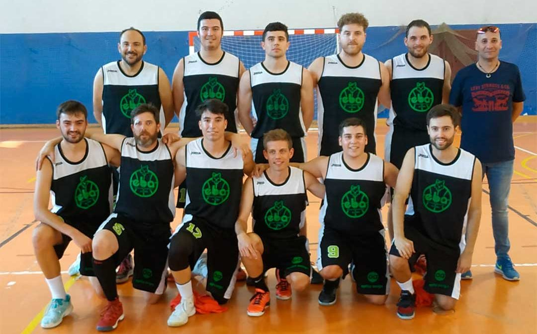 El EBA Alcañiz inicia una nueva temporada baloncestística