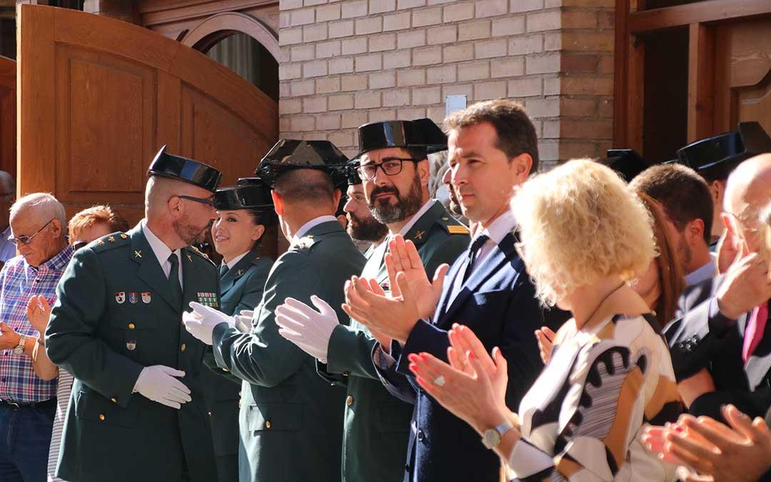 calanda-guardia-civil-medalla-la-calandria-himno-espana