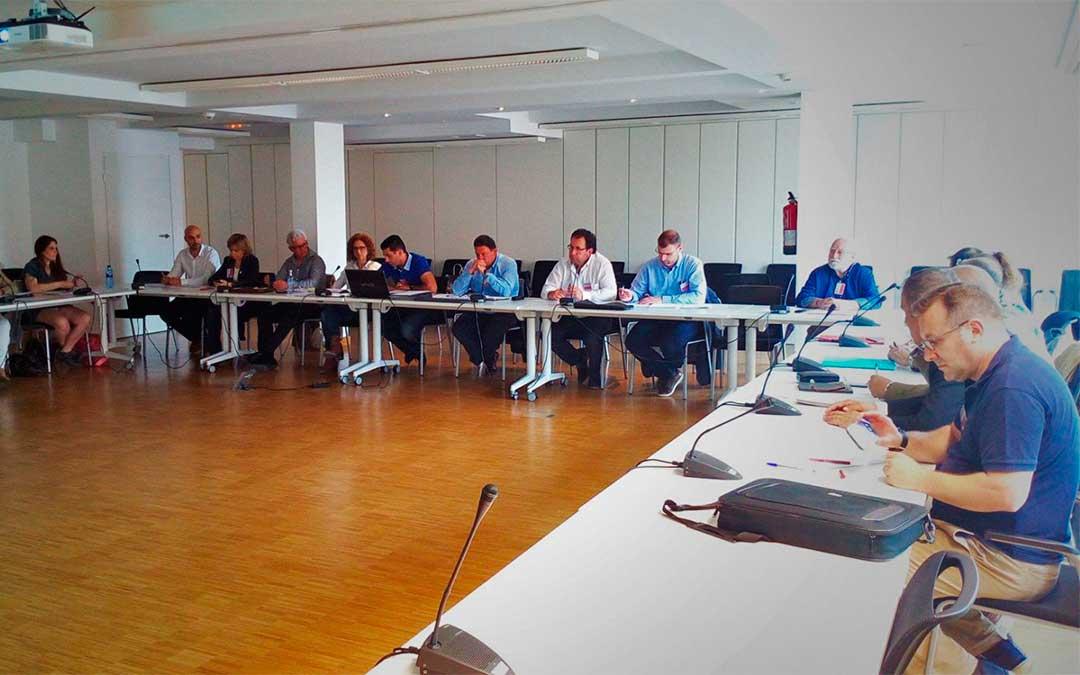 Imagen de archivo. Reunión celebrada en Madrid con la participación de la Marca de Calidad Territorial Matarraña./ Comarca del Matarraña