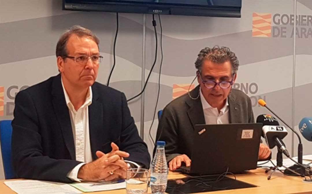 Aragón comenzará a administrar la vacuna de la gripe el próximo lunes