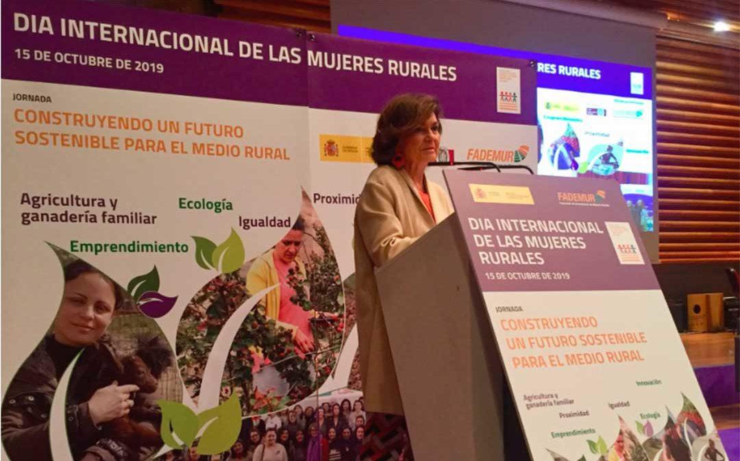 Día Internacional de la Mujer Rural: clave para la lucha contra la despoblación