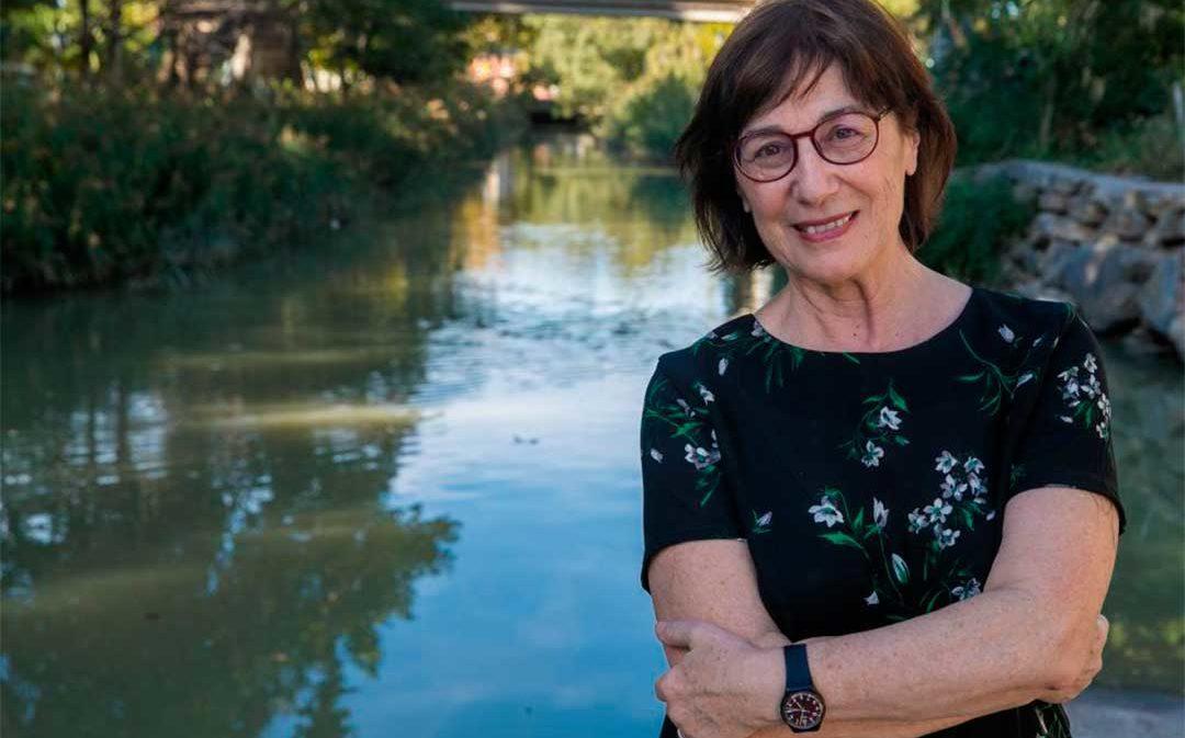 "Carmen Magallón: ""Las mujeres son constructoras de paz en países en guerra"""