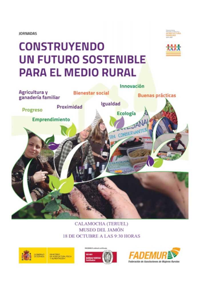 """""""La vuelta a la España rural"""" jornada sobre futuro sostenible en el medio rural"""