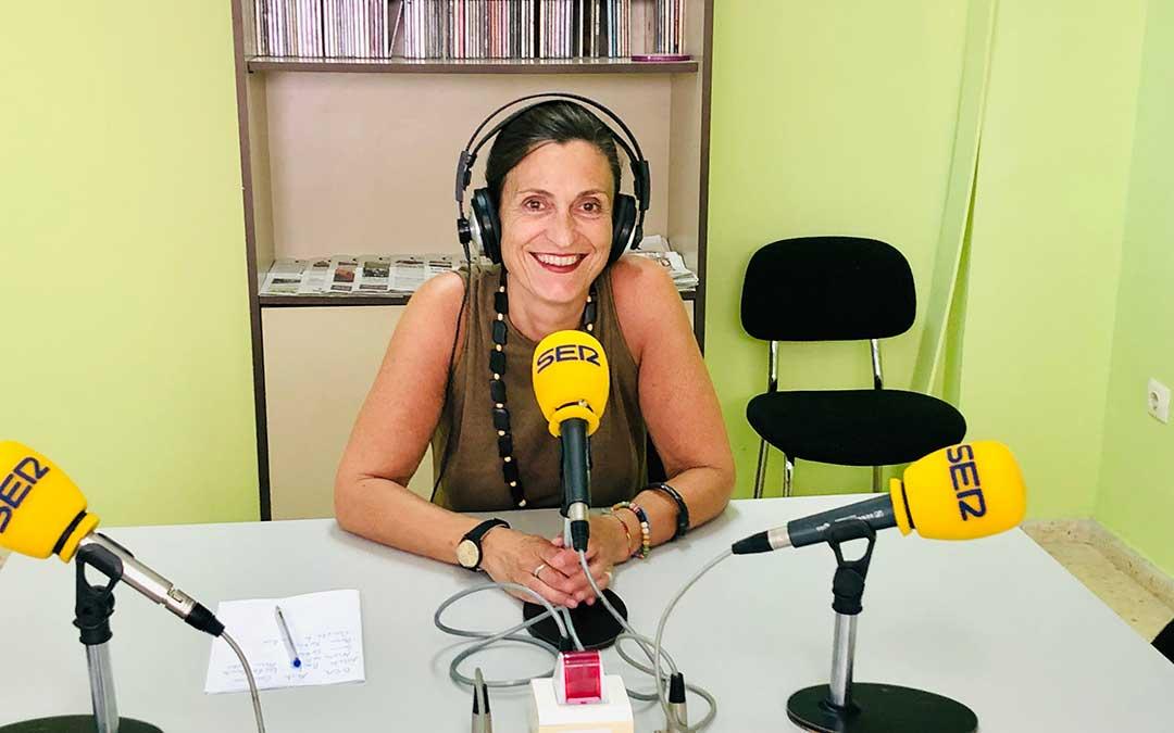 Cristina Bret pertenece a APEC.