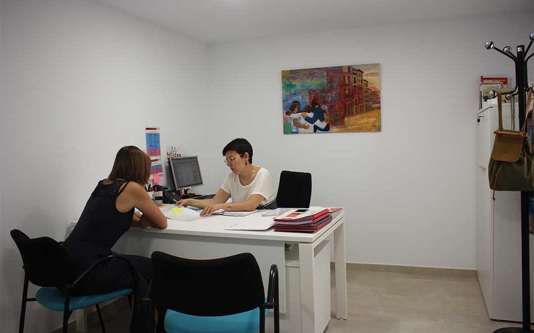 Cruz Roja ofrece en Alcañiz un curso gratuito de atención a personas dependientes