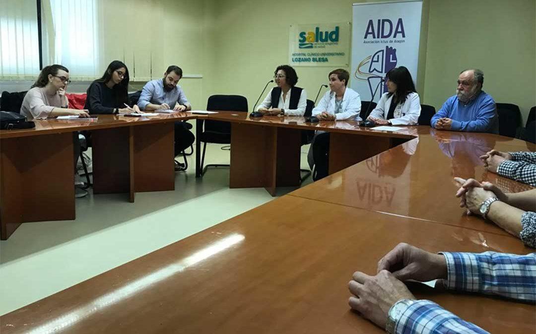 Día Mundial del Ictus: principal causa de muerte entre las mujeres aragonesas