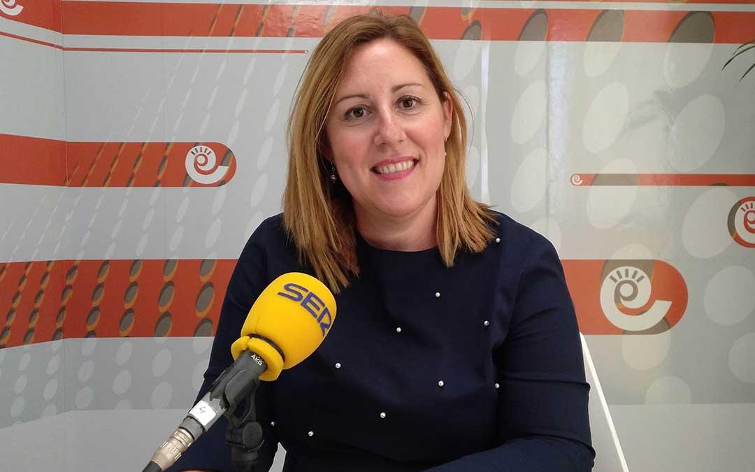Elena Lluch en 'Hoy es tu día'.