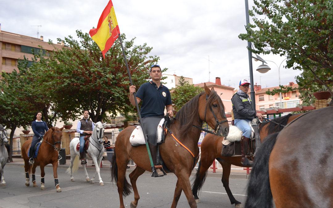 Los amantes de los caballos se juntaron en la jornada de domingo