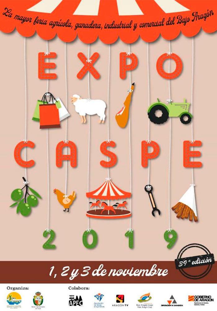 Feria Expo Caspe 2019: Programa completo