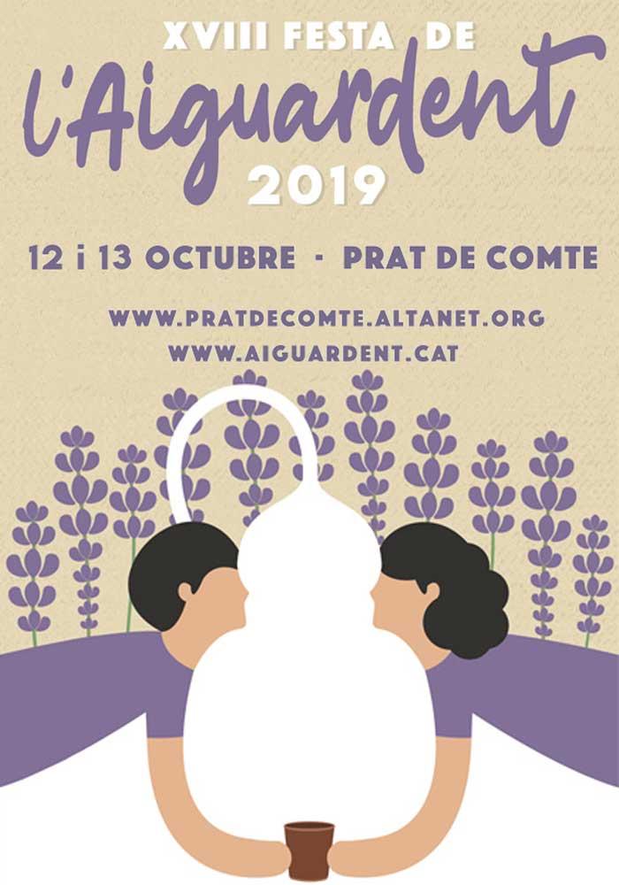 Feria del Aguardiente en Prat de Comte