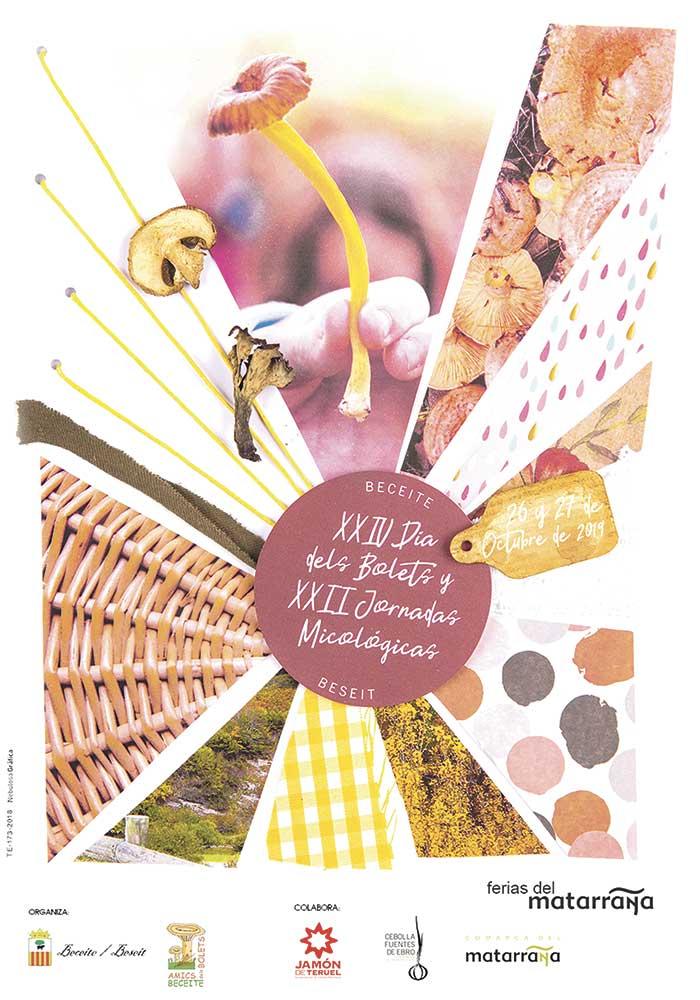 XXIV Feria dels Bolets y Jornadas Micológicas en Beceite