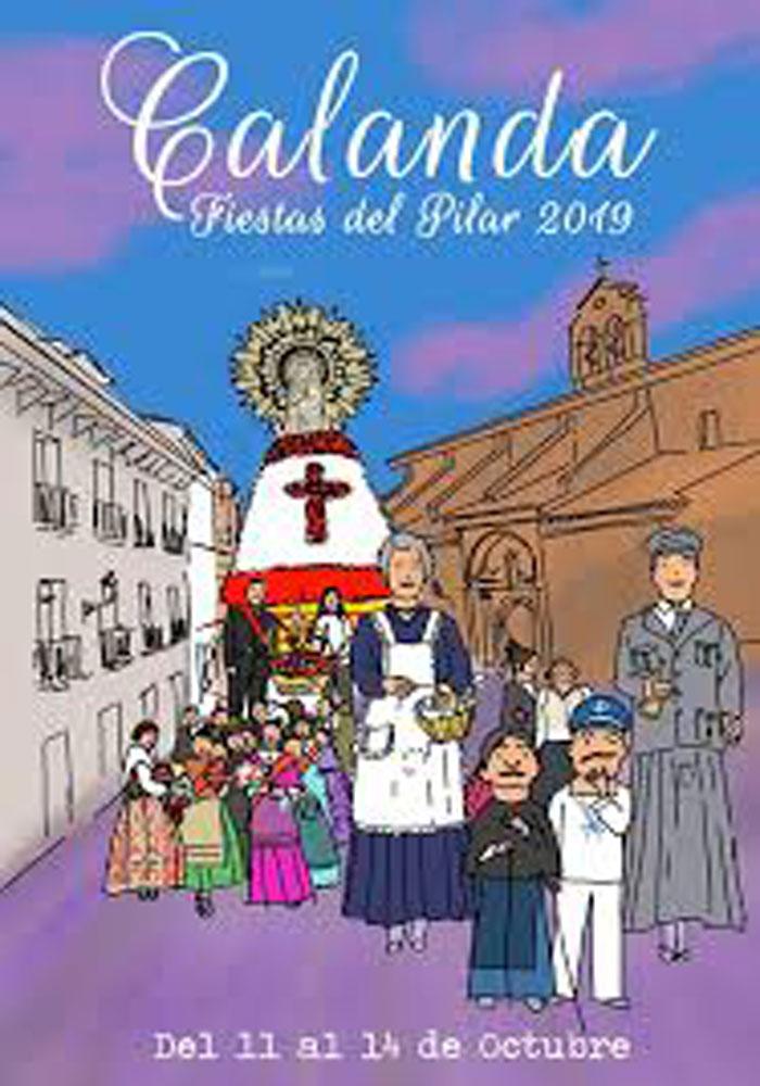 Fiestas del Pilar en Calanda