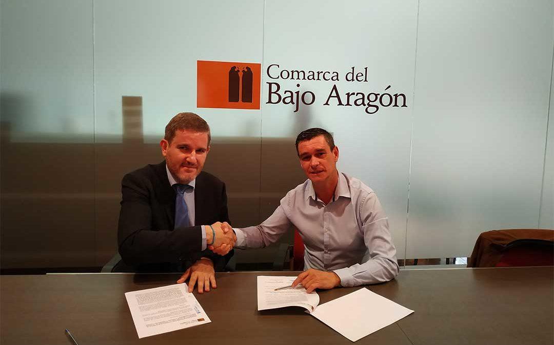 La Comarca del Bajo Aragón destina 8.000 euros a la oficina del consumidor de Alcañiz