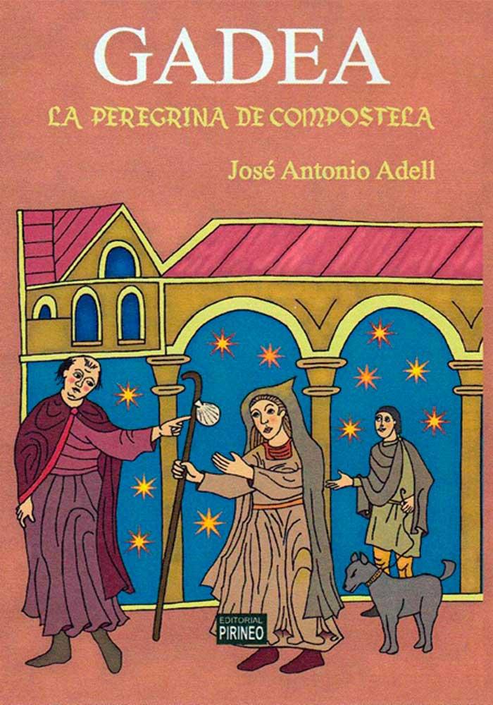 Presentación del libro: Gadea la peregrina de compostela en Alcañiz