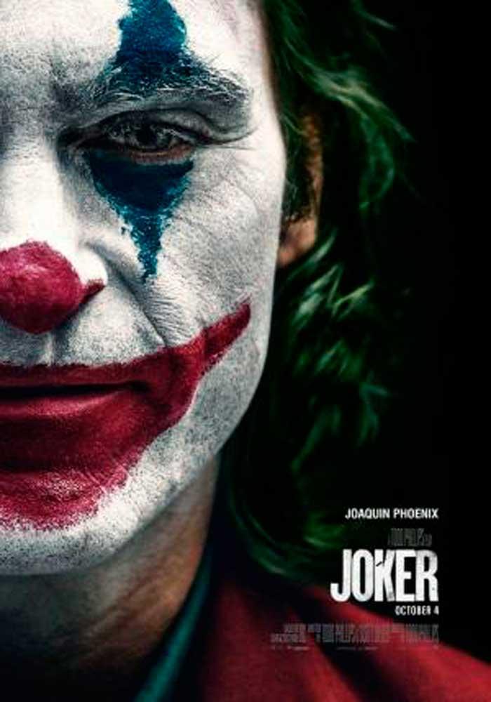 Cartelera en Maella: Joker