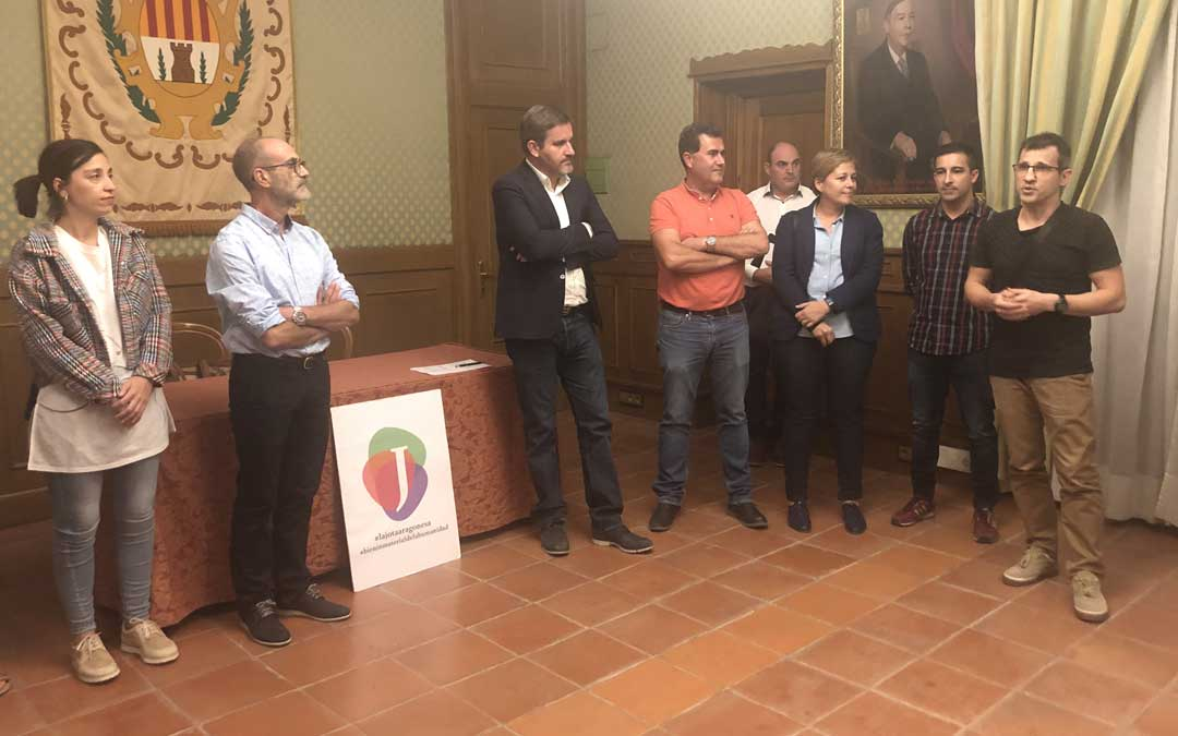 La propuesta ha contado con el apoyo por unanimidad del pleno de Alcañiz / L. Castel