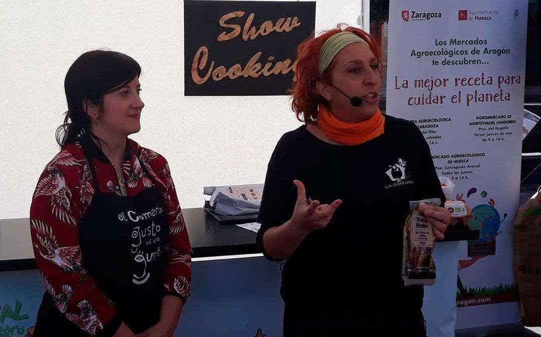 'La mejor receta para cuidar el planeta' se cocina en Andorra