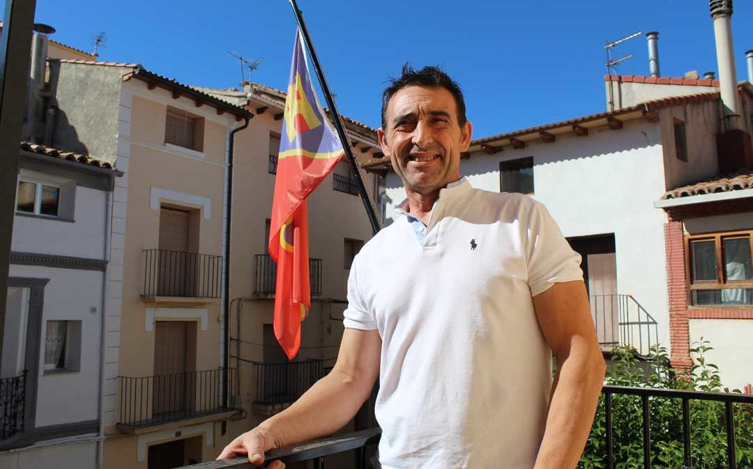 Rogelio Villanueva: «Oliete es un pueblo agradecido con la gente, quien viene repite»