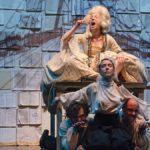 Orlando de Virginia Wolf. Teatro de Fondo