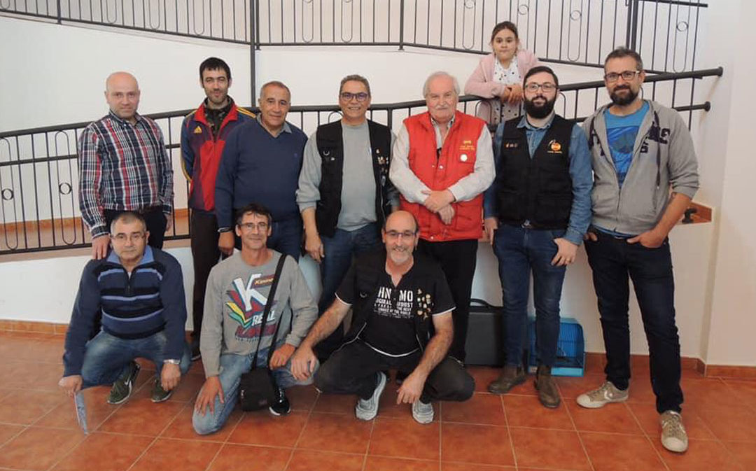 Más de 500 pájaros en el Concurso de Ornitología de Andorra
