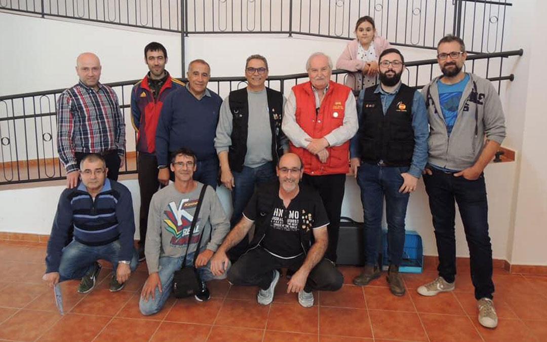 La Asociación Ornitológica del Bajo Aragón organiza el XI Concurso Exposición de Ornitología del Bajo Aragón en Andorra